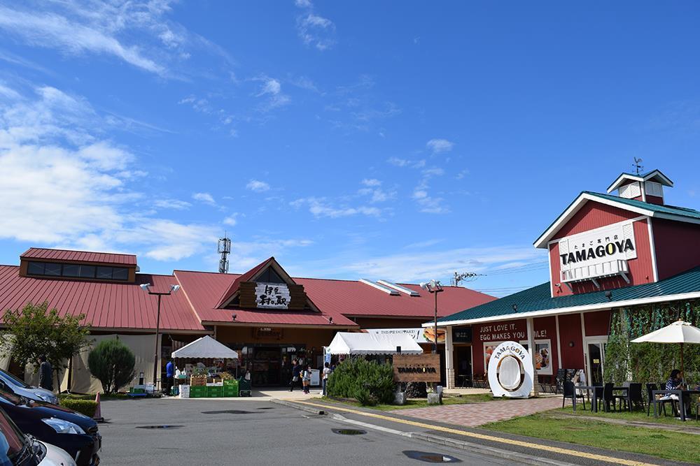 伊豆 村の駅