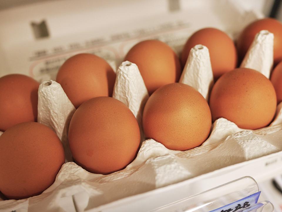 青梅市の「たまご倶楽部」の卵はこれ