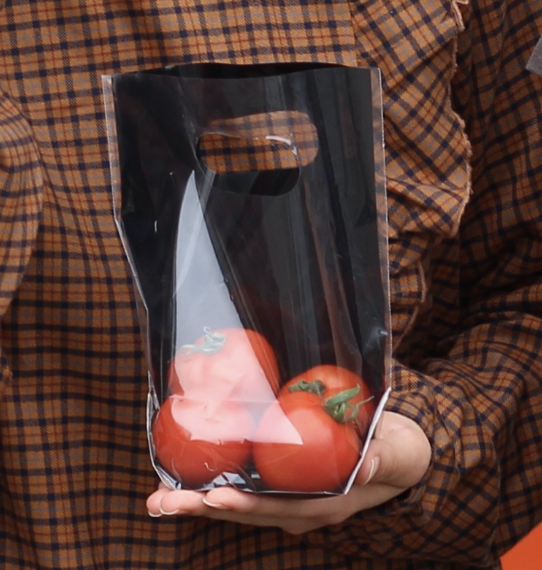 ソフトパックのトマト