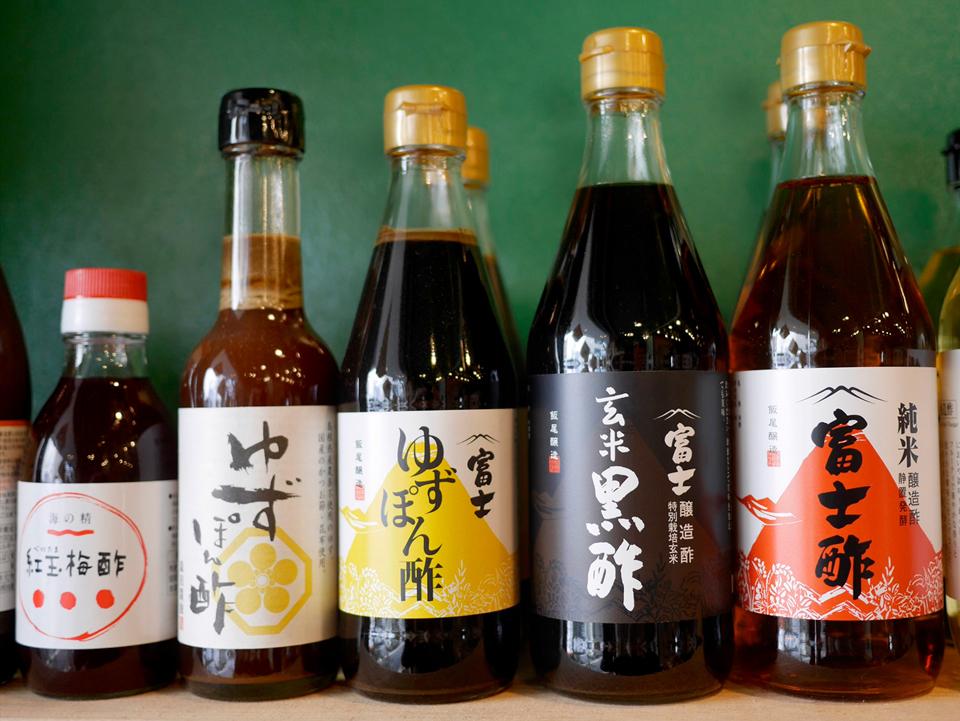 「坂ノ途中soil」で販売されている調味料は無添加のものが多い