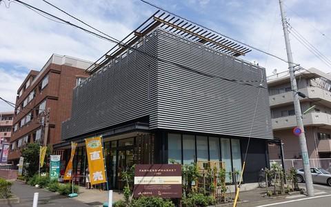 多摩川散歩に立ち寄りたいカフェ併設でおしゃれな直売所『ファーマーズマーケット二子玉川』(東京・世田谷区)